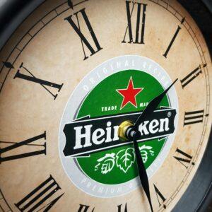Horloges en klokken